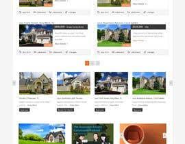 nº 22 pour Simple Property Website par JeetRock01