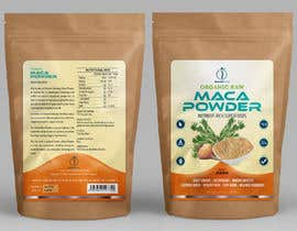 #34 untuk Design Product Packaging label for Bags with Superfood products in Photoshop oleh prngfx