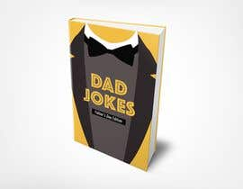 #43 for Dad Jokes Book Cover by kgdesignedit