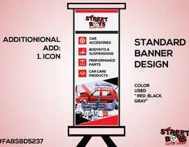 #22 for Design a Website Mockups and Banner for Car Parts Shop af Propergraphic