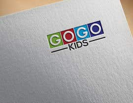 #82 for Design a logo for retail business and website www.gogokids.co.nz by mdazomali48