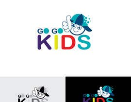 #34 for Design a logo for retail business and website www.gogokids.co.nz by PappuTechsoft