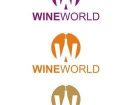 #168 para Design a Logo for WineWorld por sharpminds40