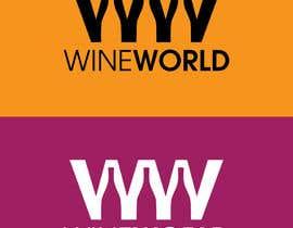 #94 para Design a Logo for WineWorld por kukuhsantoso86