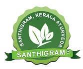 Graphic Design Конкурсная работа №62 для Logo Design for Santhigram Kerala Ayurveda