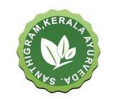 Graphic Design Конкурсная работа №64 для Logo Design for Santhigram Kerala Ayurveda
