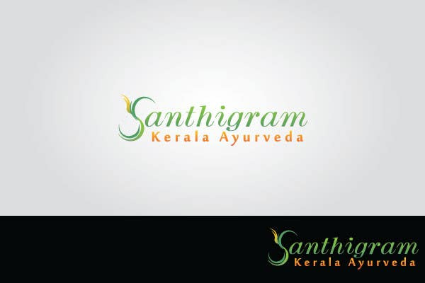 Конкурсная заявка №32 для Logo Design for Santhigram Kerala Ayurveda