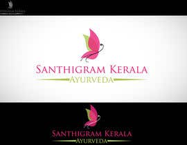 #168 для Logo Design for Santhigram Kerala Ayurveda от logoustaad