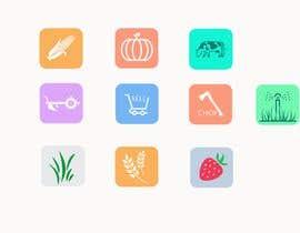 #12 для Set of 10 Icons for Farm Mobile Game от markjonson57