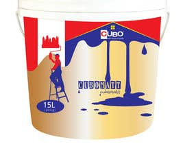 #67 for Create Print and Packaging Designs for paint can by aksghs