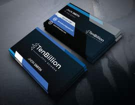 #38 dla Business card and twitter cover design przez ABwadud11