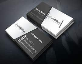 #41 dla Business card and twitter cover design przez ABwadud11