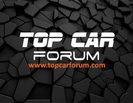 #8 per Design a logo for Topcarforum.com da Beena111