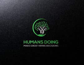 #419 for Design a new company logo for a tech and retained staffing firm called Humans Doing. by RBAlif