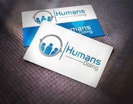 #367 for Design a new company logo for a tech and retained staffing firm called Humans Doing. by artgallery00