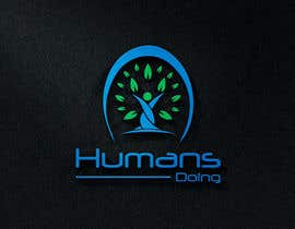 #422 for Design a new company logo for a tech and retained staffing firm called Humans Doing. by DesignerHazera