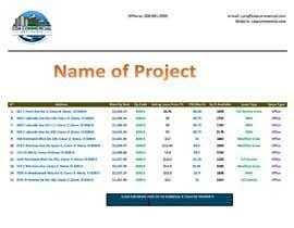 #22 para Need To Make Excel Form Professional Design de mdayub15777