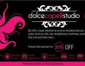 #28 for Design a Flyer for Hair Salon af GarviDesigns