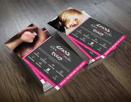 #59 for Design a Flyer for Hair Salon af VectorMedia