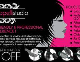 #44 for Design a Flyer for Hair Salon af amcgabeykoon