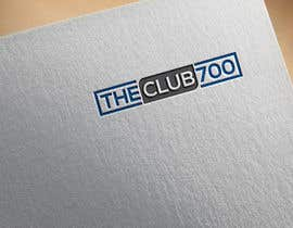 #151 for Create a logo for The Club 700 by mdazomali48