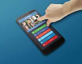 Nro 24 kilpailuun Design an App Mockup for a 2 page App käyttäjältä shiladutta