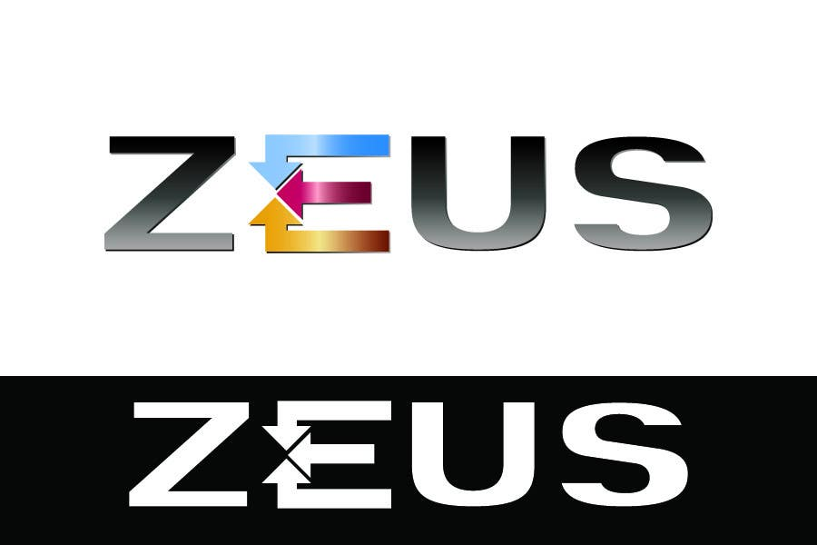 Bài tham dự cuộc thi #773 cho ZEUS Logo Design for Meritus Payment Solutions