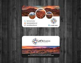 #347 for Business Card for Photo Tour Company by OSHIKHAN