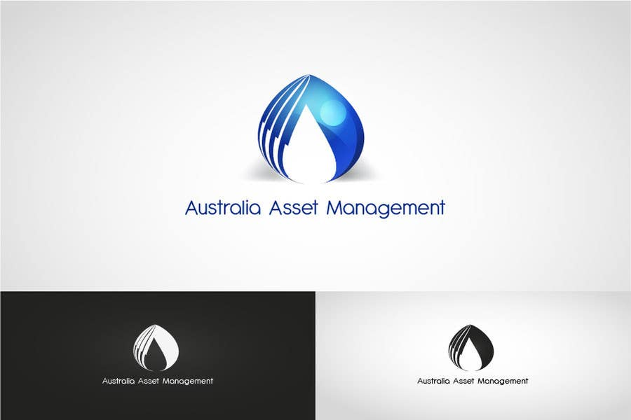 #596 for Logo Design for Australia Asset Management by mdimitris