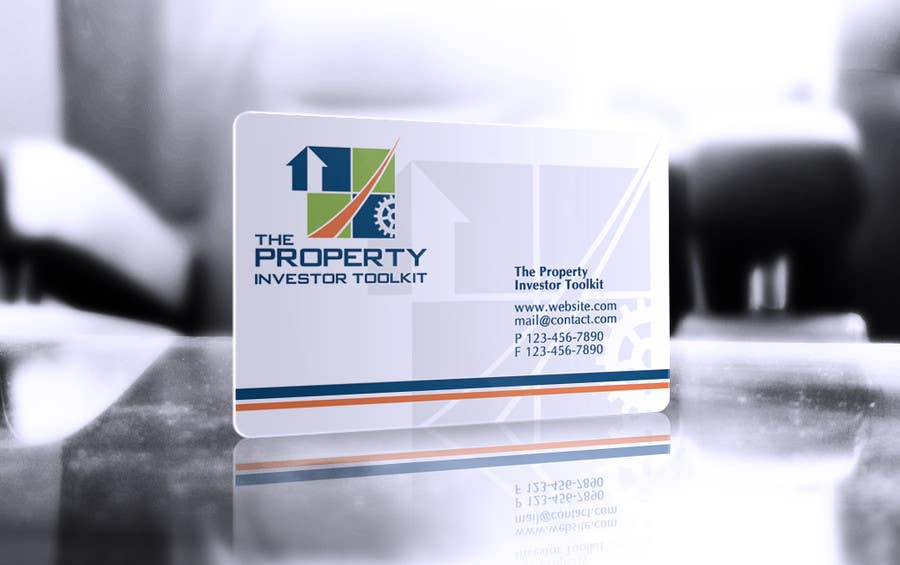 Proposition n°                                        90                                      du concours                                         Logo Design for The Property Investor Toolkit