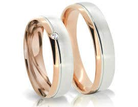 #44 for Retouching / Illustrate Wedding Rings  (LONG TERM WORKSHIP up to 13$ per Image) -- 2 by AKCC10