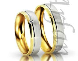 #65 for Retouching / Illustrate Wedding Rings  (LONG TERM WORKSHIP up to 13$ per Image) -- 2 by Arfankha