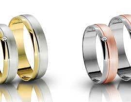 #108 for Retouching / Illustrate Wedding Rings  (LONG TERM WORKSHIP up to 13$ per Image) -- 2 by Stanislava21