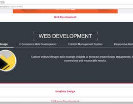 #2 untuk Build a Portfolio Website. PHP Based. (WE'll increase the prize money soon - More 100$) oleh EktaSachala1