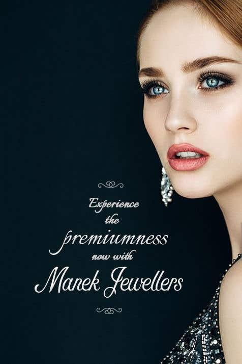 Kilpailutyö #9 kilpailussa Launch of Branded Jewelry