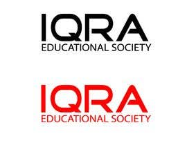 Newjoyet tarafından The society name IQRA Educational Society should appear in the logo. The logo should symbolically represent the services of the society için no 9