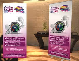 #3 for Create Design for Stand up Banner  33 x 77 inch Print by hossainkabir