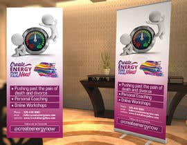 #4 for Create Design for Stand up Banner  33 x 77 inch Print by hossainkabir