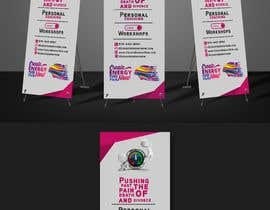 #1 for Create Design for Stand up Banner  33 x 77 inch Print by thiagof1c4