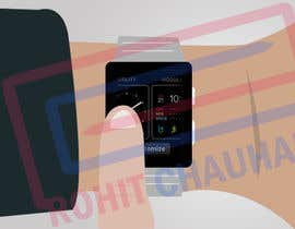 #1 cho Graphic images for touch interaction on a smartwatch bởi iamrohitc