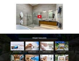 #33 for Design Home page for a Website (PSD) - Urgent af yasirmehmood490