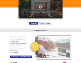 nº 40 pour Design Home page for a Website (PSD) - Urgent par rosepapri