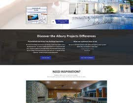 nº 12 pour Design Home page for a Website (PSD) - Urgent par creative0999