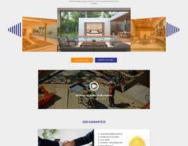 #39 for Design Home page for a Website (PSD) - Urgent af anamikaantu