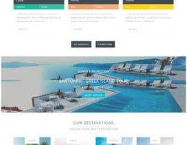 #7 для Design & Build a fresh new responsive website for holiday accommodation. від VisionXTech