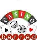 Logo Design Entri Peraduan #14 for Design a Logo for casinobarred.com
