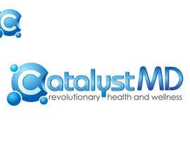 nº 269 pour Logo Design for CatalystMD, Revolutionary Health and Wellness. par Hasanath