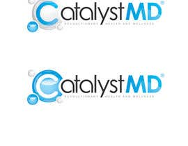 #227 untuk Logo Design for CatalystMD, Revolutionary Health and Wellness. oleh pixel11