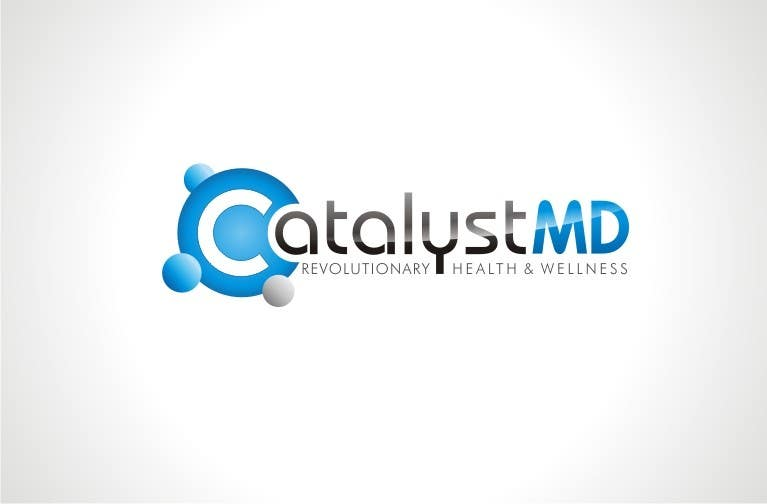 Конкурсная заявка №312 для Logo Design for CatalystMD, Revolutionary Health and Wellness.