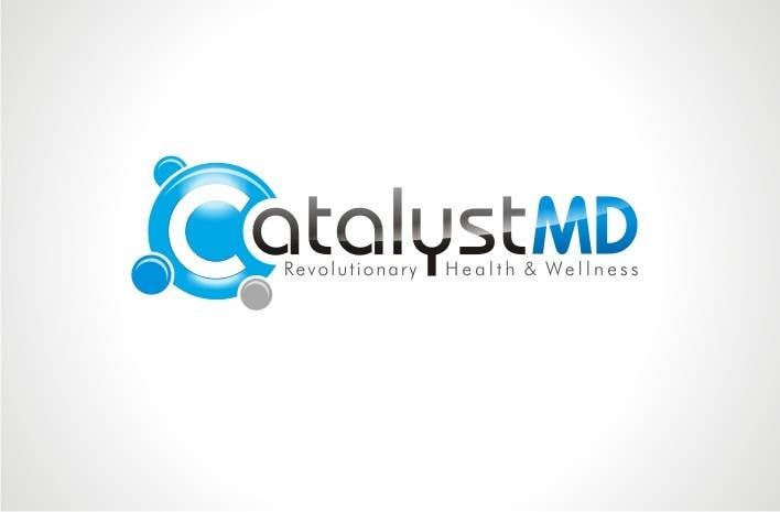 #313 for Logo Design for CatalystMD, Revolutionary Health and Wellness. by sharpminds40